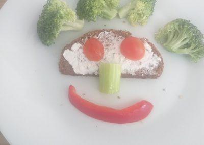 Max Steel 1.a - zdrav zajtrk