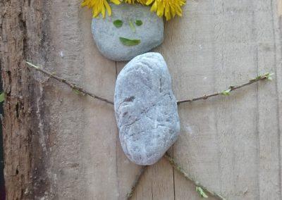 Ožbej Vesel 1.a - ustvarjanje v naravi