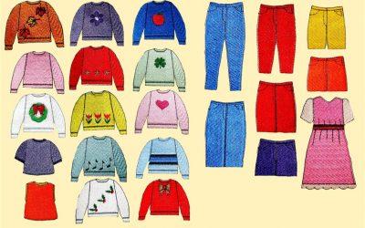 Pozabljena oblačila