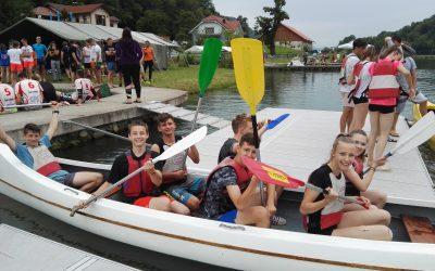Državno tekmovanje v kanuju