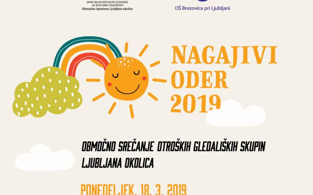 Nagajivi oder 2019 – ponedeljek, 18. 3., ob 8.55