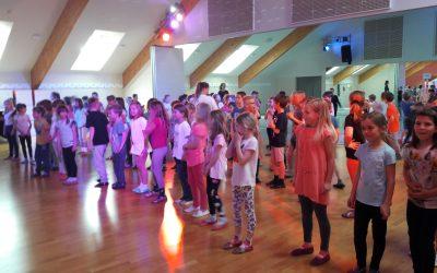Plesni dan s Kazino – 2. razred