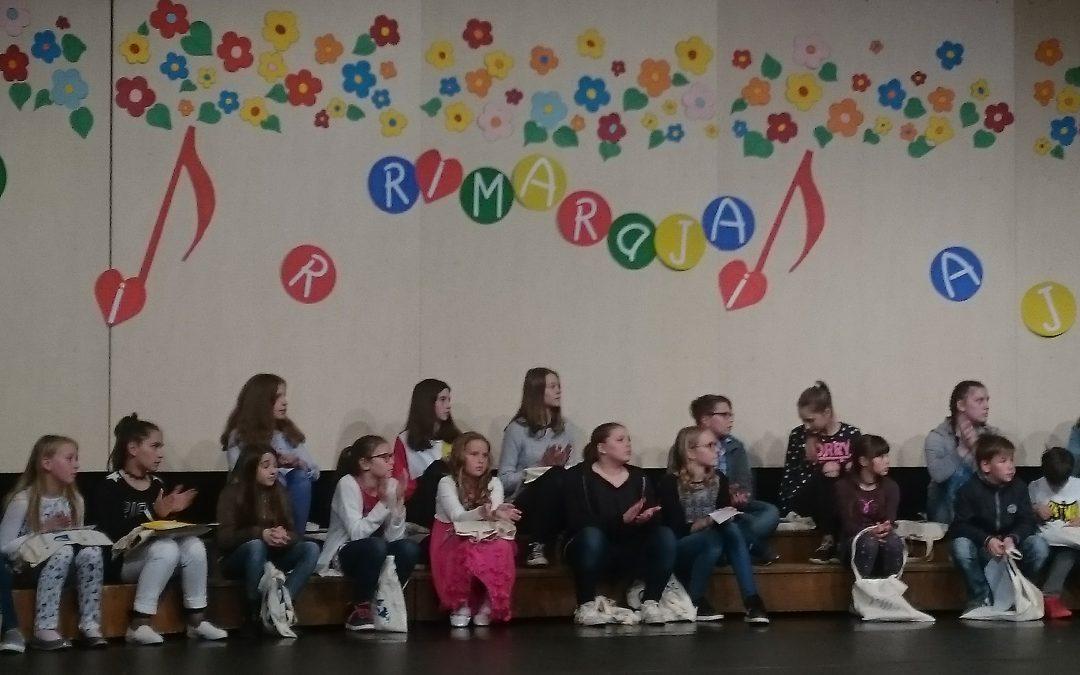RIMA RAJA, Festival otroške poezije